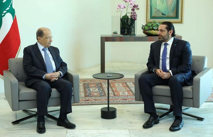 لقاء وشيك بين عون والحريري… والرئيس المكلف ينشط اتصالاته