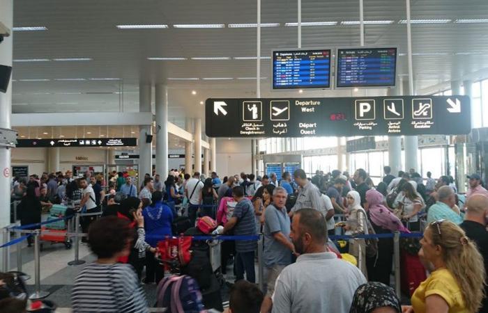 مطار بيروت: واجهة دولة فاشلة