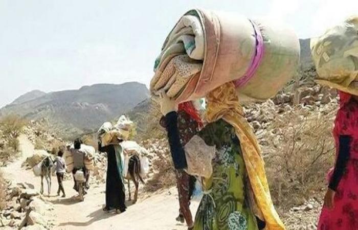 اليمن | الميليشيات الانقلابية تُدشن مرحلة جديدة من التهجير القسري لعشرات الأسر بـ«تعــز»