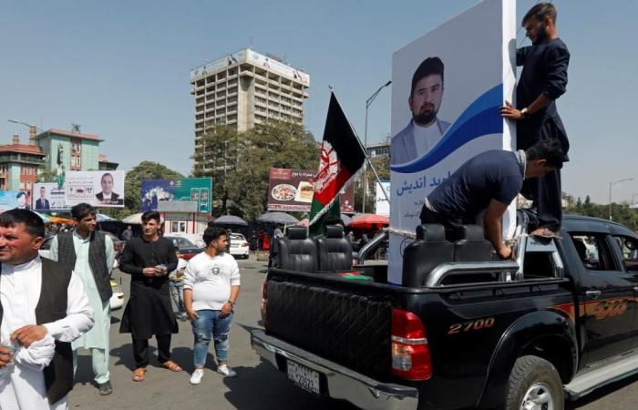 هجمات وتفجيرات مع اقتراب انتخابات أفغانستان