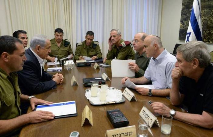 """فلسطين   انتهاء جلسة """"الكابنيت"""" دون الكشف عن تفاصيل"""
