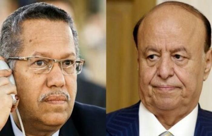 اليمن   بن «دغـر» يرد على قرار إقالته وإحالته إلى التحقـيق