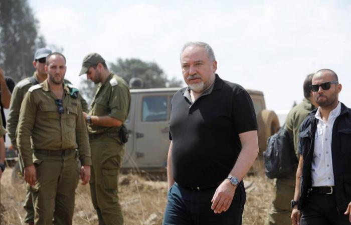 فلسطين   ليبرمان: لا خيار سوى عدوان جديد على غزة