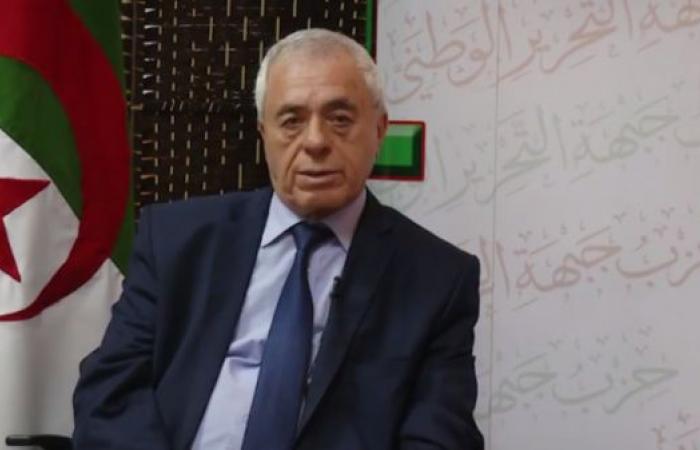 الجزائر.. الحزب الحاكم يحيل بوحجة على لجنة الانضباط