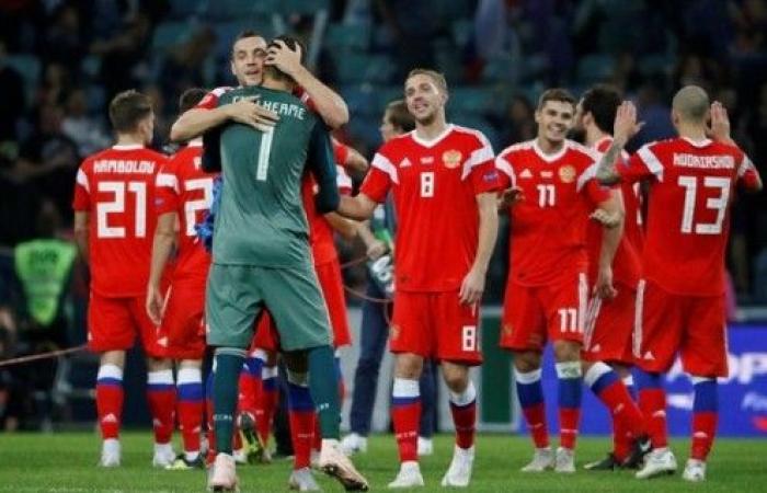 روسيا تجدد فوزها على تركيا وتضع قدماً في المستوى الأول
