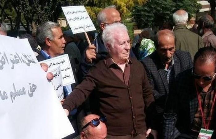 إيران | إيران.. الاحتجاجات تصل محطتي المتقاعدين والمزارعين