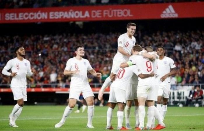 إنكلترا تهزم إسبانيا وتنعش آمالها في دوري الأمم الأوروبية