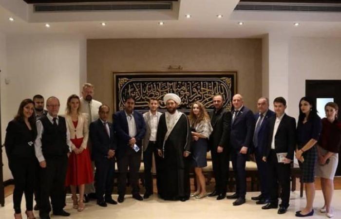 سوريا | أحمد حسون : الهدف من تدمير سوريا هو تدمير الأمة العربية و الإسلامية و الصين و روسيا