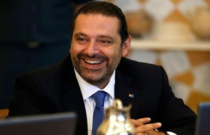 """زوار """"بيت الوسط"""": الحريري مرتاح وثابت على مواقفه رغم الضغوط"""