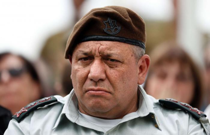 فلسطين   رئيس اركان الجيش الاسرائيلي يلتقي نظيره السعودي