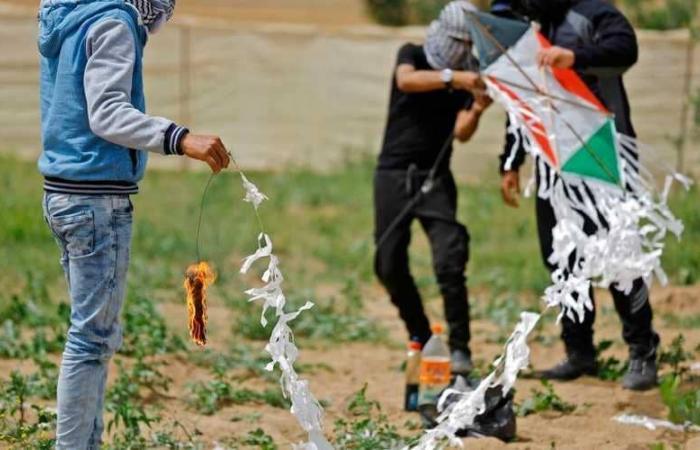 فلسطين | غارة اسرائيلية شرق بيت حانون شمال قطاع غزة دون اصابات