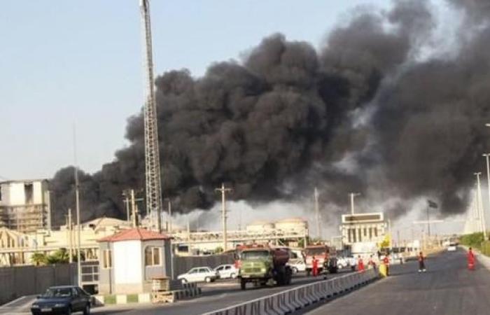 إيران   انفجار مصنع بطاريات في طهران.. 21 مصاباً بحالة حرجة