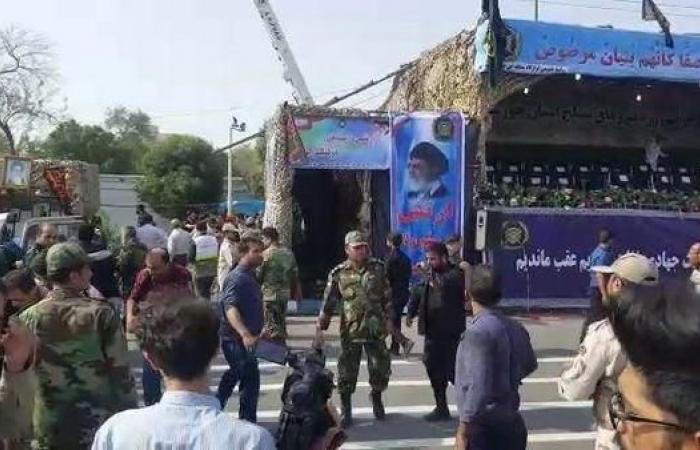إيران   إيران تعلن قتل العقل المدبر لهجوم الأهواز في العراق
