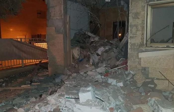 فلسطين | جيش الاحتلال: الصاروخ الذي سقط ببئر السبع لا يوجد إلا مع الجهاد الإسلامي ويحمل حماس المسؤولية