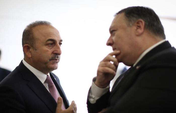 بومبيو أطلع الأتراك على محادثاته مع السعوديين