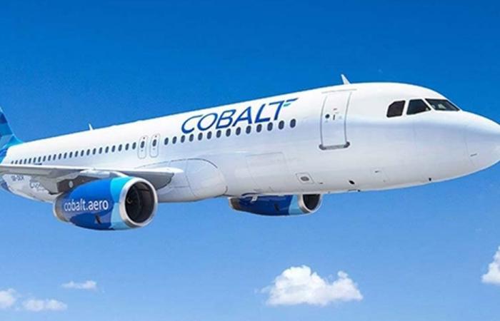 """توقف رحلات شركة الطيران """"كوبالت"""" القبرصية في بيروت"""