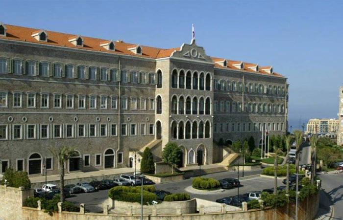 حكومة بيروت: صناعة لبنانية مستوردة