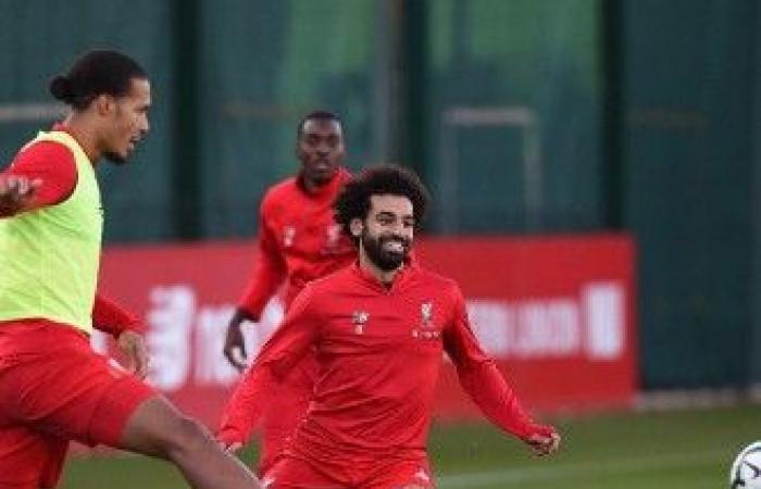 صلاح يعود لتدريبات ليفربول