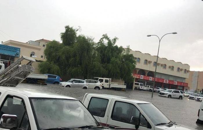 أمطار غزيرة في الدوحة والمنامة.. وتعطل بحركة المرور (شاهد)
