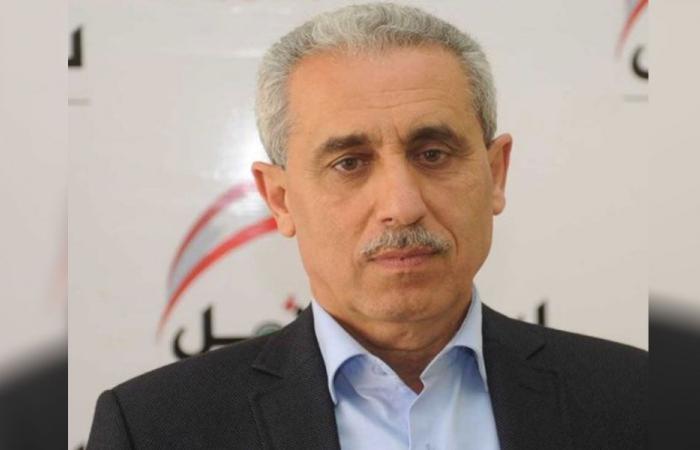 خواجة: حكومة الوحدة الوطنية ضرورية