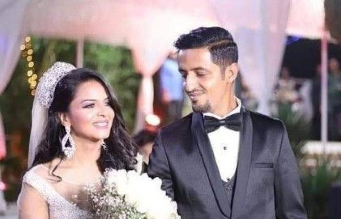 حفل زفافا الفنانة اليمنية سالي حمادة يشعل مواقع التواصل الاجتماعي