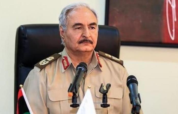 حفتر سيحضر مؤتمراً حول تسوية النزاع الليبي في صقلية