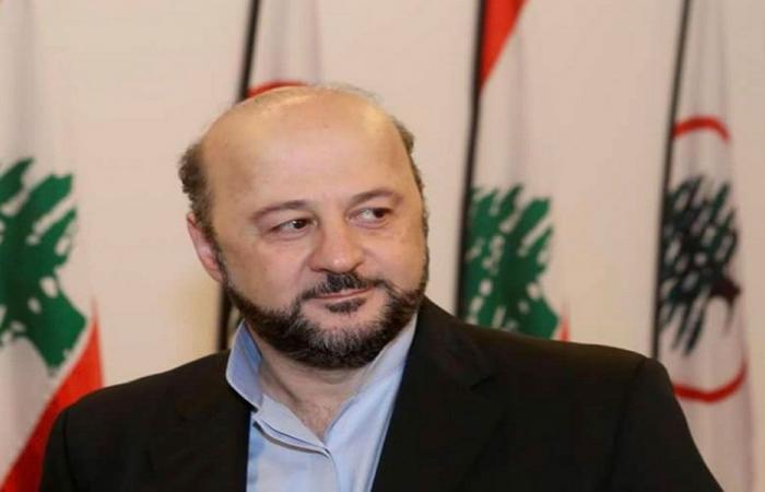 الرياشي: هدفنا سيادة الدولة والقانون ومكافحة الفساد