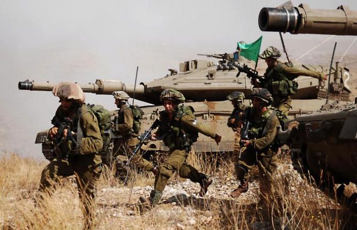 فلسطين | تلفزيون عبري: الجيش يستعد لعملية وساعة ضد قطاع غزة