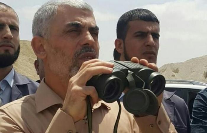 فلسطين | حتى الخميس المقبل.. السنوار يهدد إسرائيل !!