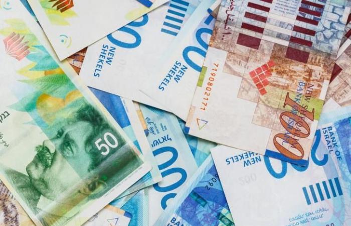فلسطين   اسعار العملات مقابل الشيكل