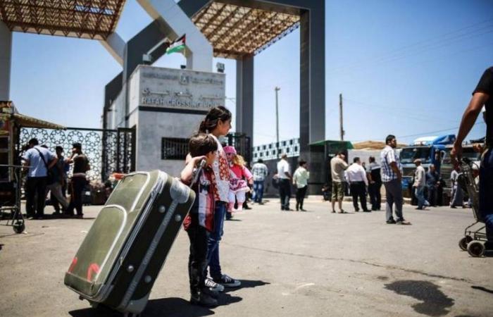 فلسطين | كشف جديد.. آلية السفر عبر معبر رفح غدًا الاثنين