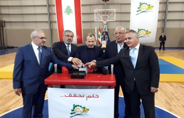 باسيل: عندما يصمم اللبنانيون سينتصرون بنسبهم وليس بنسب غيرهم