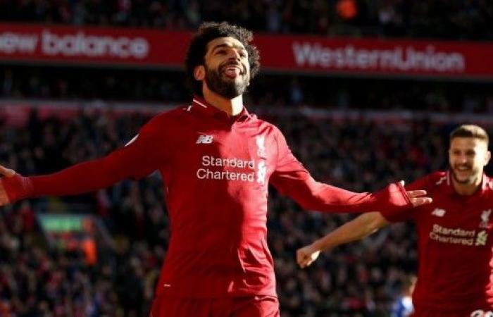 محمد صلاح يقود ليفربول لصدارة الدوري الإنكليزي