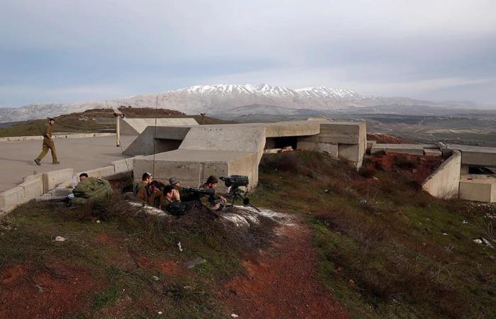 فلسطين   الاحتلال يقيم موقعاً عسكرياً بين نابلس وقلقيلية