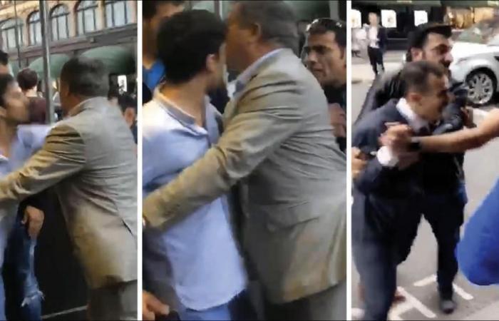 سكوتلانديارد تحقق في الاعتداء على معارض سعودي بلندن