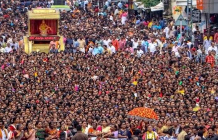 3 آلاف معتقل في احتجاجات ضد دخول النساء لمعبد بالهند