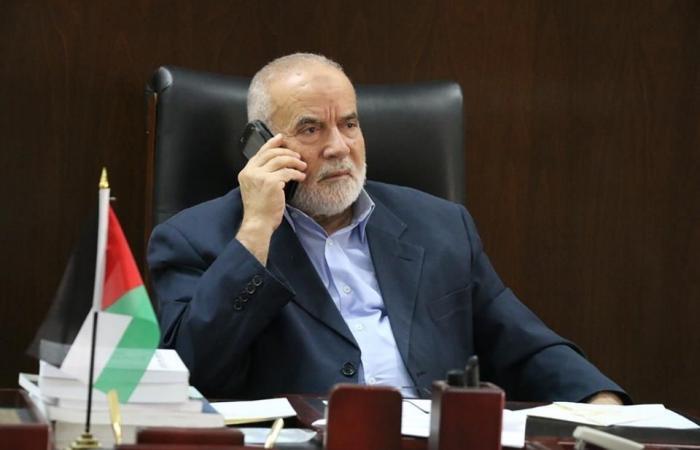 فلسطين | بحر: المركزي لا يملك قرار حل التشريعي وكل ما يصدر عنه غير دستوري