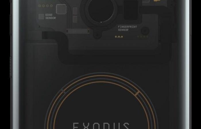 إتش تي سي تعلن بدء مرحلة الحجز المبكر لهاتف Exodus بتقنية البلوك تشين