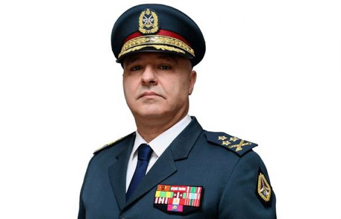 قائد الجيش للمطران حداد: ننفذ الاجراءات الاحترازية في محيط المية ومية