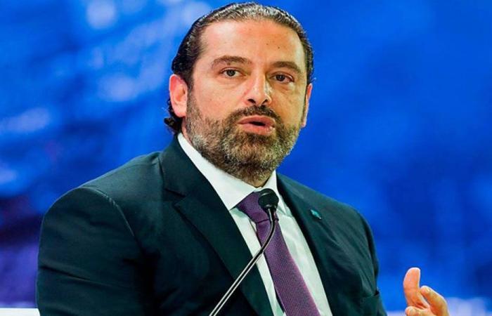 الحريري بحث مع دوقة لوكسمبورغ في اوضاع النازحين