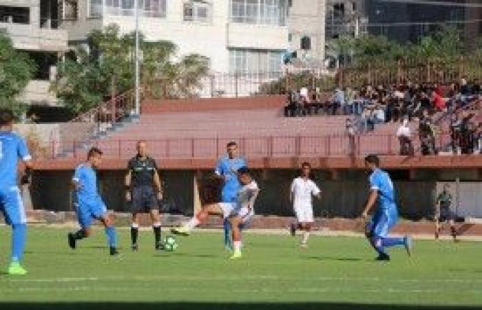 فلسطين | فيديو.. فوز شاق لغزة الرياضي على الشاطئ