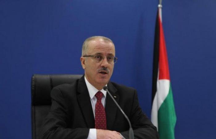 فلسطين   الحمد الله يصف جريمة الاحتلال بغزة بـ المروعة