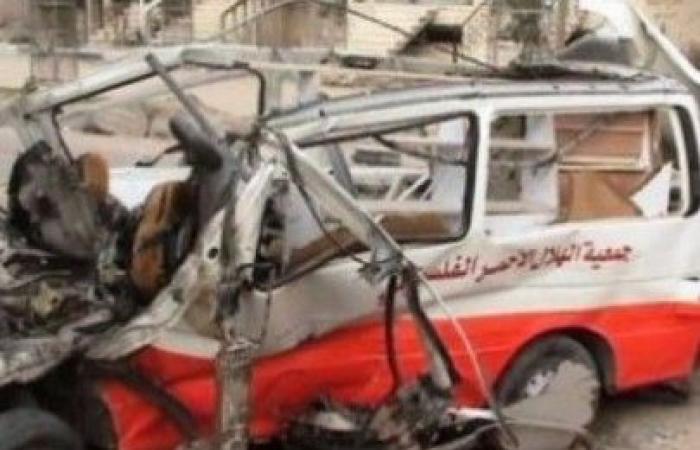 فلسطين   الصحة تستنكر استهداف الاحتلال للطواقم الطبيةشمال القطاع
