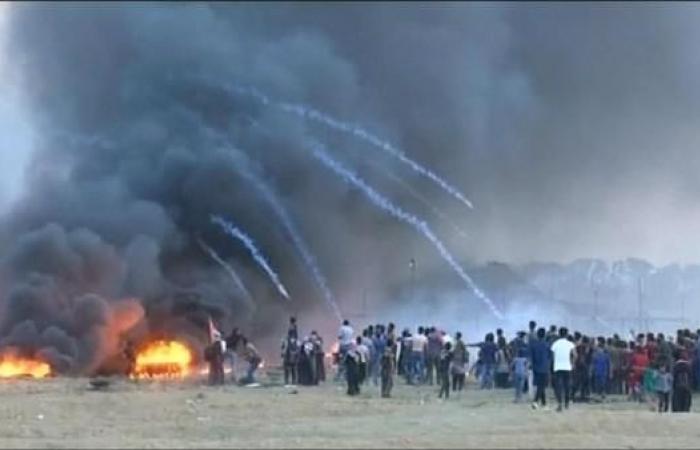 مصر   وفد استخباراتي مصري يبحث مع حماس التهدئة والمصالحة