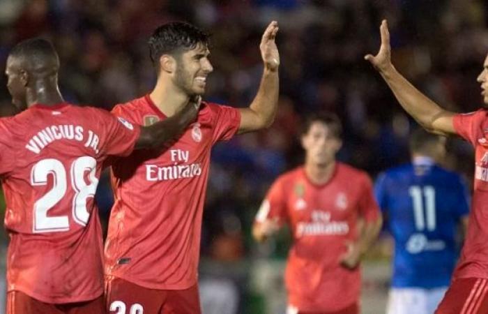 فلسطين   ريال مدريد يسحق مليلية في الاختبار الأول لسولاري