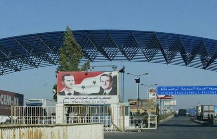معبر نصيب بالنسبة الى اللبنانيين كأنّه لم يفتح!