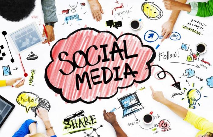 إريكسون تكشف عن مستويات استخدام منصات التواصل الاجتماعي