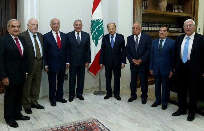 عون: من حق اللبنانيين ان يشهدوا الاصلاح الذي وعدتهم به