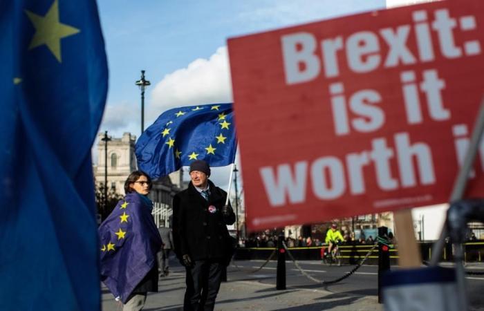 دولي | بريطانيا وأوروبا.. وثيقة الطلاق جاهزة بانتظار التصديق