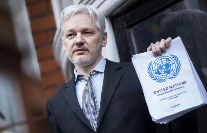 الولايات المتحدة تعد لائحة اتهام ضد مؤسس ويكيليكس
